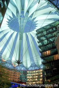 06 - Sony-Center am Potsdamer Platz