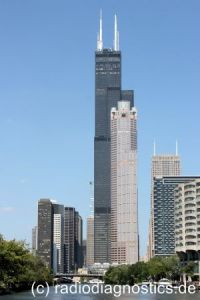 26 - Willis Tower - das hoechste Gebaeude Chicagos