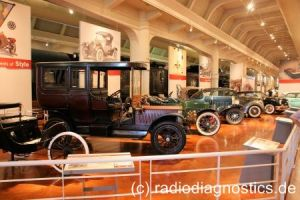 21 - Im Henry-Ford-Museum in Dearborn