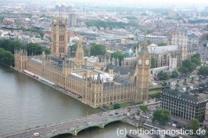 25 - Houses of Parliament mit Blick vom London Eye